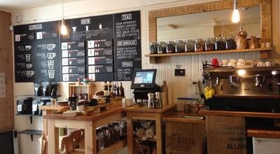 Photo of Coffee Shop Artisan Roast at 57 Broughton St, Edinburgh EH1 3RJ, United Kingdom