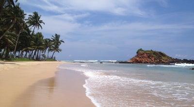 Photo of Surf Spot Mirissa Beach at Beach, Mirissa South, Sri Lanka