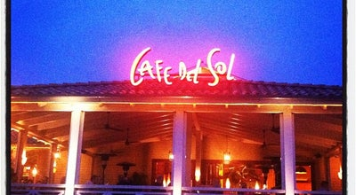 Photo of Restaurant Cafe Del Sol at Weimarische Str. 20, Erfurt 99099, Germany