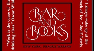 Photo of Whisky Bar Hudson Bar And Books at 636 Hudson St, New York, NY 10014, United States