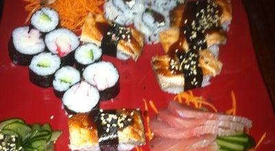 Photo of Sushi Restaurant Alex Sushi at Av. Frei Pacífico Wagner 498, Caraguatatuba, Brazil