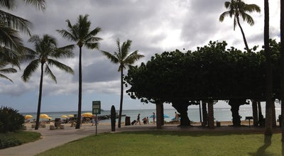 Photo of Park Fort DeRussy Beach Park at Kalakaua Ave & Saratoga Rd, Honolulu, HI 96815, United States