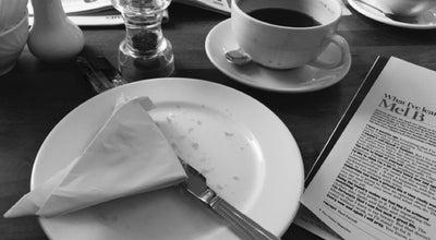 Photo of Tea Room Harlequin Coffee and Tea House at 2 King's Sq., York YO1 8BH, United Kingdom