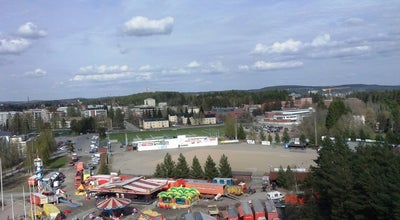 Photo of Theme Park Suomen Tivoli at Rautpohjankatu 40700, Finland