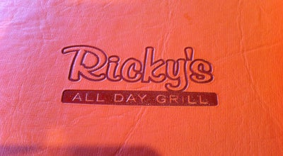 Photo of Diner Ricky's All Day Grill at 104 - 988 Yankee Valley Blvd Se, Airdrie, AB T4A 2E4, Canada