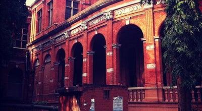 Photo of Theater Museum Theatre at Egmore, Chennai, India