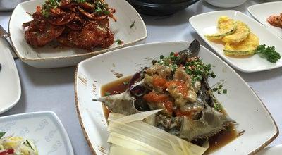 Photo of Korean Restaurant 계곡가든 at 개정면 금강로 470, 군산시, South Korea