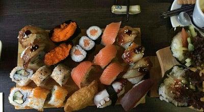 Photo of Sushi Restaurant Sashimi at Vleesstraat, Venlo, Netherlands