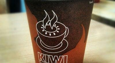 Photo of Cafe Kiwi Café at Infopark - C Épület, Budapest 1117, Hungary