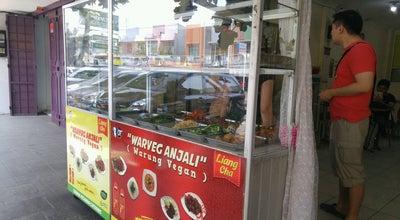 Photo of Vegetarian / Vegan Restaurant warveg anjali TSI at Taman Semanan Indah, Indonesia