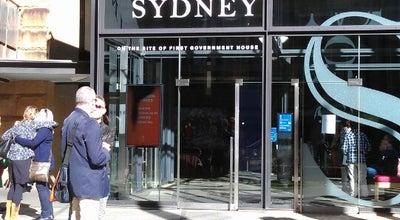 Photo of History Museum Museum of Sydney at Bridge St, Sydney, NS 2000, Australia