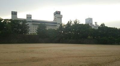Photo of Historic Site 和歌山城 砂の丸広場 at 一番丁3, 和歌山市 640-8146, Japan