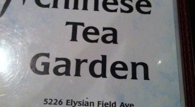 Photo of Chinese Restaurant Chinese Tea Garden at 2170 Filmore Ave, New Orleans, LA 70122, United States