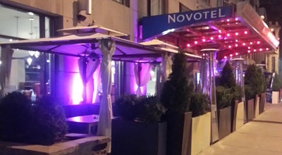Photo of Hotel Hotel Novotel at 1180 Rue De La Montagne, Montreal, Qu H3G 1Z1, Canada