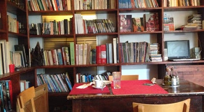 Photo of Gastropub Cafe Tra Biblio at Via Castausio 3, Lugano 6900, Switzerland