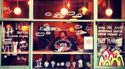 Photo of Vegetarian / Vegan Restaurant VITA eco deli market at Hipólito Yrigoyen 583, Buenos Aires, Argentina