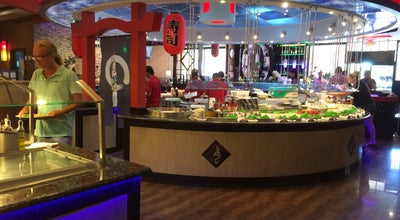 Photo of Sushi Restaurant Miyako Sushi Buffet at Pompano Beach, FL, United States