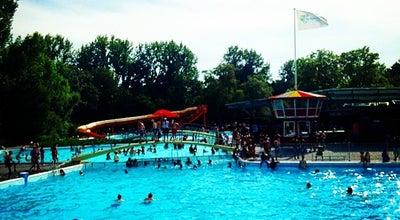 Photo of Pool Openluchtbad de Papiermolen at Papiermolenlaan 3, Groningen 9721 GR, Netherlands
