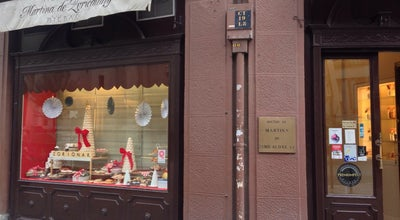 Photo of Tourist Attraction Martina de Zuricalday Pastry Shops at Plaza San Jose, 3, Bilbao 48009, Spain
