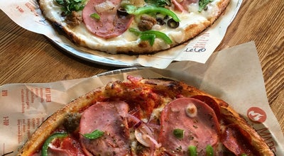 Photo of Pizza Place Blaze Pizza at 4999 Old Orchard Ctr, Skokie, IL 60077, United States