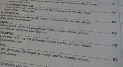 Photo of Burger Joint Mondego Lanches at Alan Kardec, 782, Rio Grande, Brazil