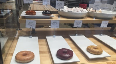 Photo of Donut Shop Blue Star Donuts at 1142 Abbot Kinney Blvd, Los Angeles, Ca 90291, United States