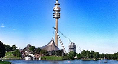 Photo of Park Olympiapark at Spiridon-louis-ring 21, München 80809, Germany