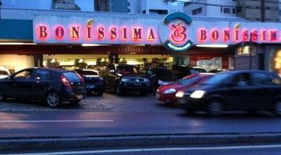 Photo of Bakery Boníssima at Av. Raja Gabaglia, 220, Belo Horizonte 30380-090, Brazil