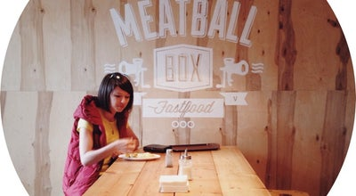 Photo of Falafel Restaurant Meatball Box at Ул. Дзержинского, 20, Kazan, Russia