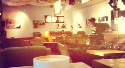 Photo of Cafe Coffee Karma at Mokotowska 17, Warszawa 00-640, Poland