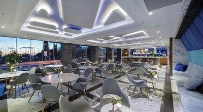 Photo of Cafe Linnet Patisserie Café at Atatürk Bulvarı 126b, kusadasi 09400, Turkey