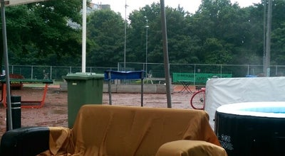 Photo of Tennis Court E.S.T. Fellenoord at Onze Lieve Vrouwestraat 1, Eindhoven 5612AW, Netherlands