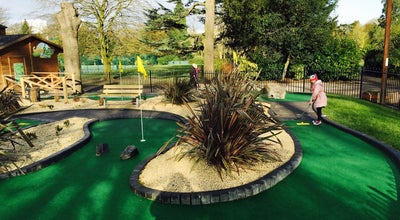 Photo of Golf Course Golden Putter Mini Golf at 2 Russell Rd, Moseley and Kings Heath B13 8RD, United Kingdom