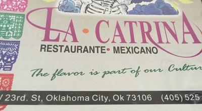 Photo of Mexican Restaurant La Catrina at 1501 Nw 23rd St, Oklahoma City, OK 73106, United States
