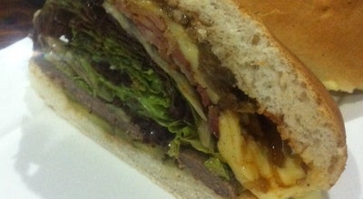 Photo of Burger Joint Rustico Sangucheria at Los Perales 825, la serena, Chile