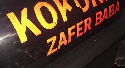 Photo of Food Truck Zafer Baba Kokoreç at Ata Cad., Lüleburgaz, Kırklareli 39750, Turkey