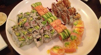Photo of Asian Restaurant Kama Sushi at 2410 Main St, Stratford, CT 06615, United States