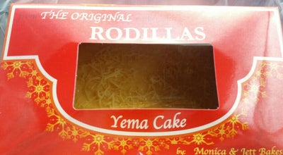Photo of Bakery rodillas yema cake at Diversion, Philippines