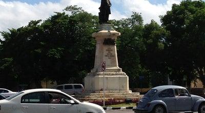Photo of Monument / Landmark Monumento a Justo Sierra at Paseo De Montejo, Mérida 97205, Mexico