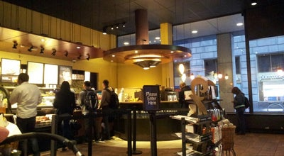 Photo of Coffee Shop Starbucks at 55 Broad Street, New York, NY 10005, United States
