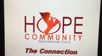Photo of Church Hope Community UMC at 2838 Lily St, Pasadena, TX 77503, United States