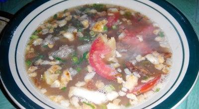 Photo of Soup Place Sop Kaki Sapi 008 Pak Haji Kemin at Jl. Laks. Malahayati, Pasar Mambo Teluk Betung, Bandar Lampung, Indonesia