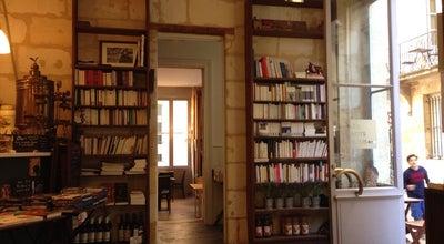 Photo of Tea Room Les mots bleus at 40 Rue Poquelin Molière, Bordeaux 33000, France