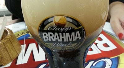 Photo of Gastropub Quiosque da Brahma at Rua Alcides Ramos Nogueira, 650 - Shopping Pátio Pinda 12421-705, Brazil