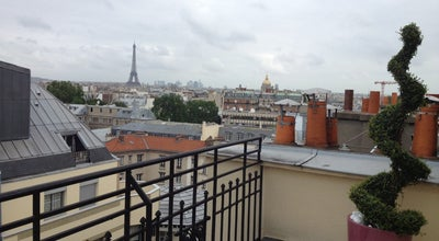 Photo of Hotel Hotel Littre**** at 9 Rue Littre, Paris 75006, France