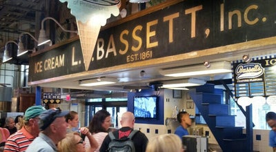 Photo of Ice Cream Shop Bassett's Ice Cream at 45 N 12th St, Philadelphia, PA 19107, United States