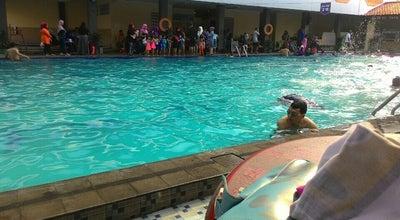 Photo of Pool Kolam Renang Graha Kresna Pratama (GKP) at Komplek Pertamina, Bekasi, Indonesia