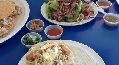 Photo of Taco Place Baja Fish at 611 S Gaffey St, San Pedro, CA 90731, United States