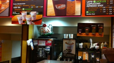 Photo of Coffee Shop Dunkin' Donuts at 152 W 31st St, New York, NY 10001
