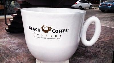 Photo of Coffee Shop Black Coffee Gallery by Yuri Zatarain at Blvd. Luis Donaldo Colosio #400, Aguascalientes 20110, Mexico
